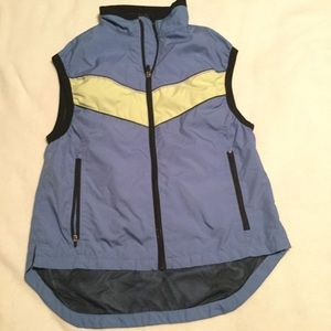 The North Face vest, size M